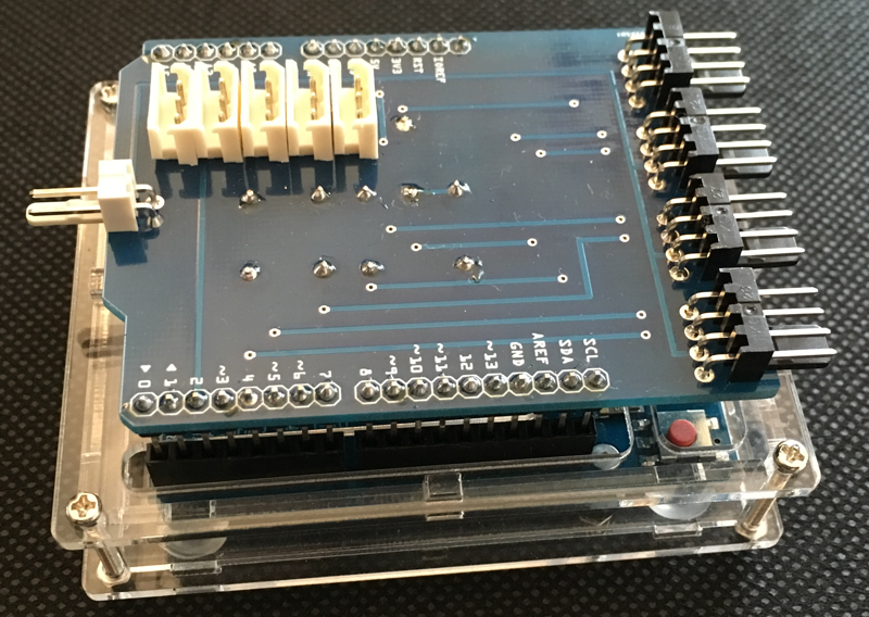fertiges Arduino-Shield